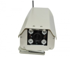 4G outdoor wireless camera